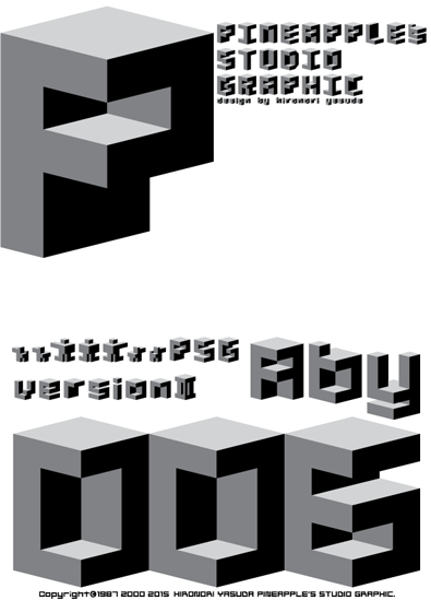 Aby 006 Font
