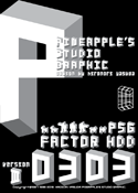 FACTOR HDD 0303 font
