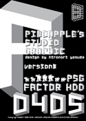 FACTOR HDD 0405 font