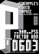 FACTOR HDD 0603 font