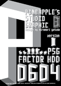 FACTOR HDD 0604 font
