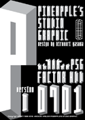 FACTOR HDD 0701 font