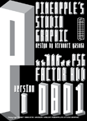 FACTOR HDD 0801 font