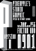 FACTOR HDD 0901 font