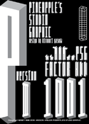 FACTOR HDD 1001 font