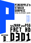 FACT HD 0301 font