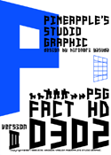 FACT HD 0302 font