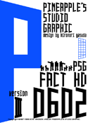 FACT HD 0602 font