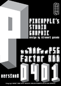 Factor HDD 0401 font