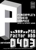 Factor HDD 0403 font