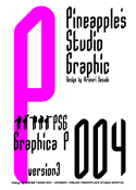 Graphica P 004 font