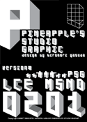 LCE MSND 0201 font