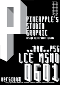 LCE MSND 0601 font